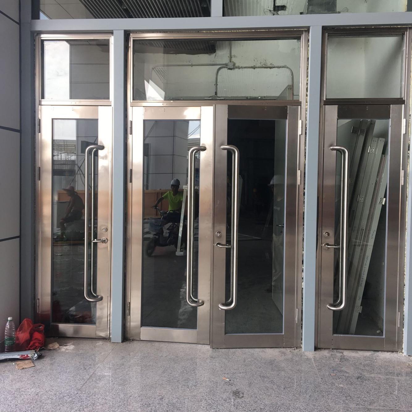 甲级304不锈钢防火玻璃门